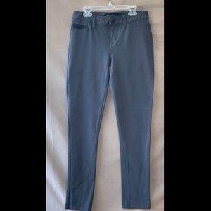 Calvin Klein gray skinny jeans